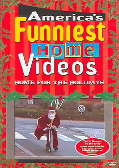 HOME FOR THE HOLIDAYS BY AMERICA'S FUNNIEST H (DVD)